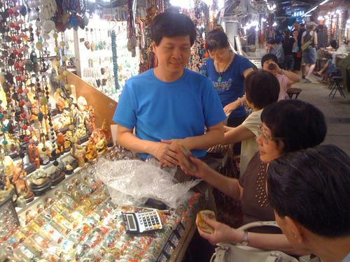 香港尋石–玉器市場354號-1