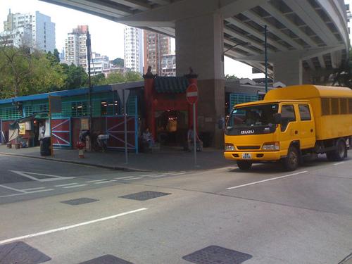香港尋石–玉器市場354號-2