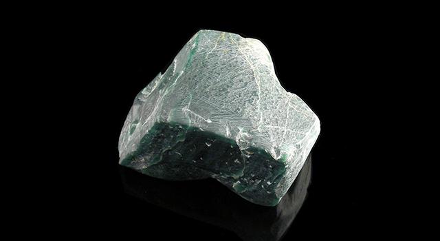 西安綠素體原石