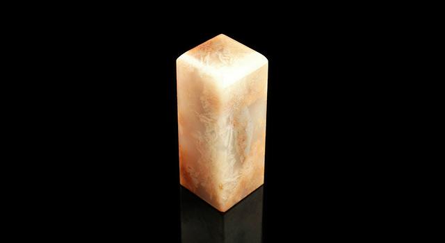 棉紗冰花芙蓉素體正方章