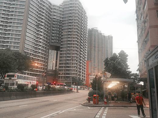 香港尋石 - 焯印堂雅館位置-3