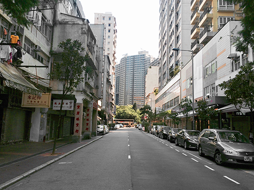 香港尋石 - 焯印堂雅館位置-6