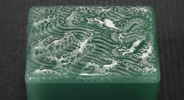 雕技藝意-開絲的技法與鑒賞_1