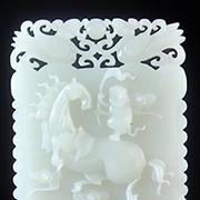 雕技藝意-透雕的技法與鑒賞