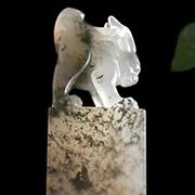 壽山石學-坑頭鱔魚凍-外觀特徵
