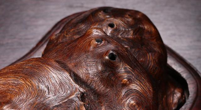 天然樹瘤薰-隨形香薰爐