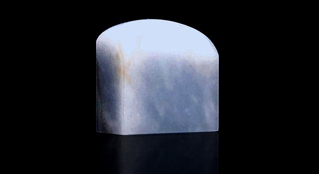 西峽藍-素體日形章