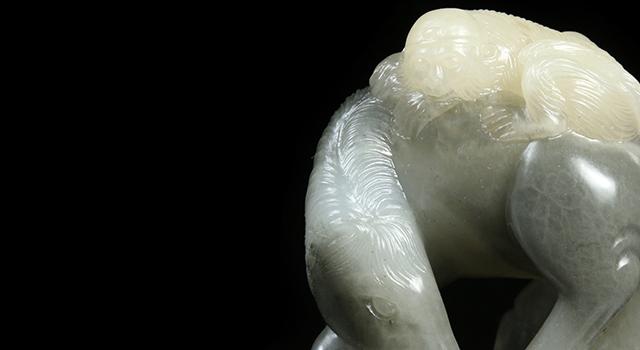 壽山石雞母窩-馬上封猴章日形章
