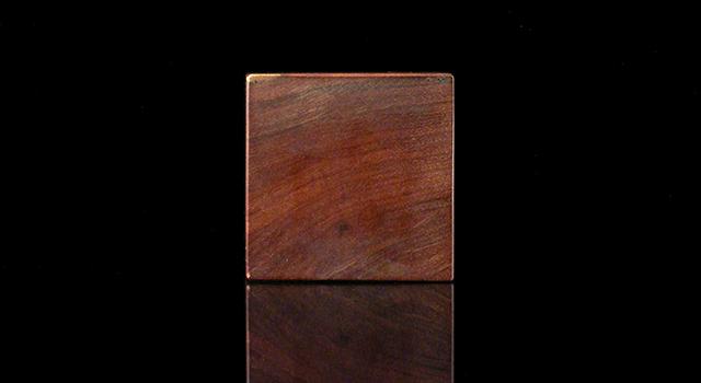 (8月8號爸爸節免費送)紫檀木-方形小木座