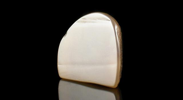 壽山牛角凍-素體原石胎