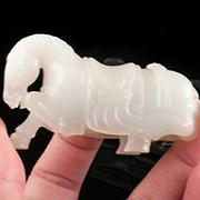 壽山石學-豬油白-外觀特徵