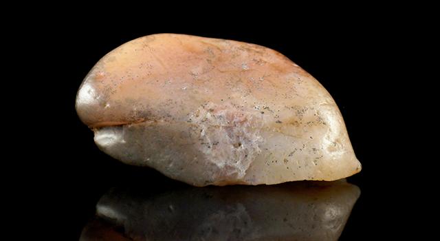 (已贈)老撾-烏鴉銀皮雙皮紅田獨石