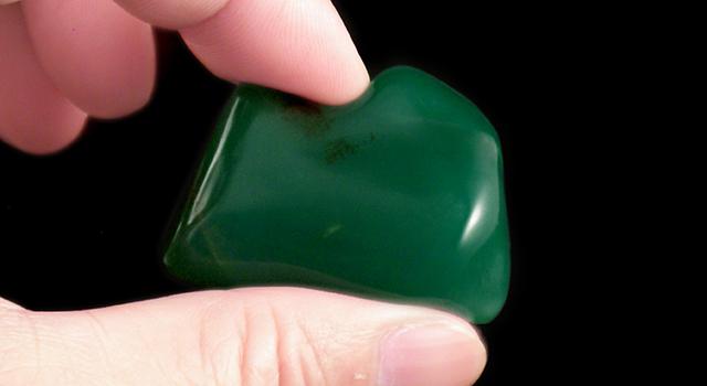 雅安綠-素件原石胎