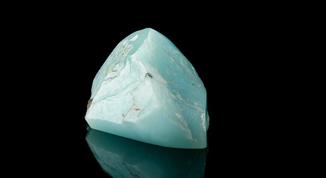 雲南藍凍-素體原石胎