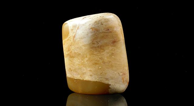 壽山大山晶-素體随形原石胎
